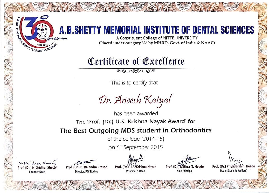 Awards Accreditations Ak Global Dent
